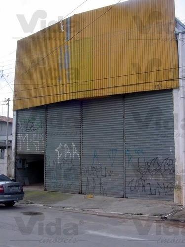 Imagem 1 de 14 de Galpão Em Rochdale  -  Osasco - 22801