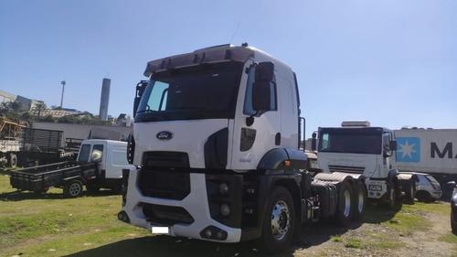 Imagem 1 de 4 de Ford Cargo 2842 6x2 2013/2013