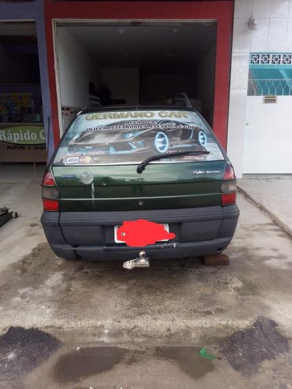 Fiat Palio Weekend 1.6 Elx 5p 2000