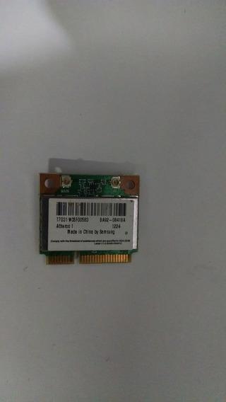 Wireless+bluetooth Notebook Samsung Np300e4a Ad2br Usado