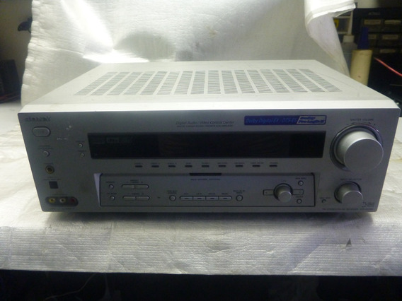 Receiver Sony Av 5.1 - Modelo: Str De895 C/ Defeito