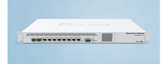 Routerboar Mikrotik Ccr1009 - 7g 1c 1s+