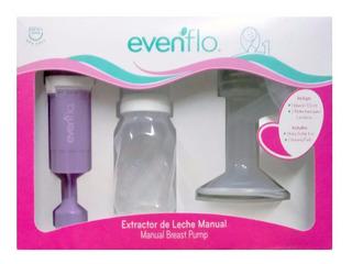 Extractor De Leche Manual Evenflo