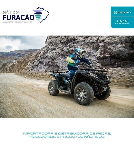 Quadriciclo Atv Cf Moto Cforce 450 S