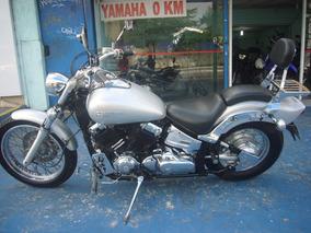 Yamaha Drag Star Xvs 650 Prata 2004 R$ 16.000 (11) 2221.7700