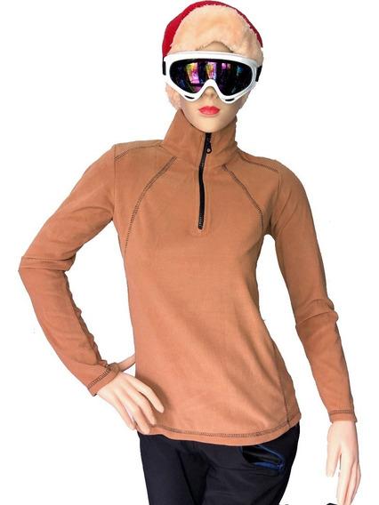 Buzo Sweaters Mujer Micropolar Antipeeling S Al 4xl Jeans710