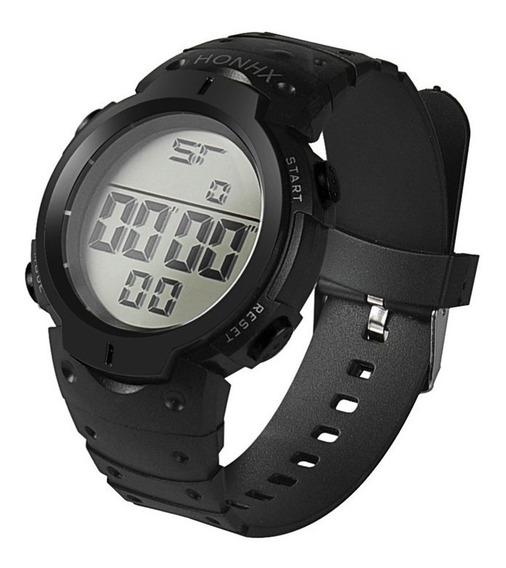 Reloj Lcd Tipo Sport Deportivo Digital Cronometro