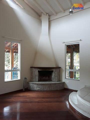 Casa Com 3 Dormitórios Para Alugar, 300 M² Por R$ 2.800/mês - Parque Residencial Itapeti - Mogi Das Cruzes/sp - Ca0669