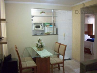 Apartamento Com 2 Dormitórios À Venda, 57 M² Por R$ 225.000 - Vila Industrial - Campinas/sp - Ap13964