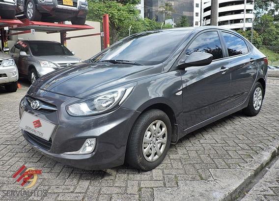 Hyundai Accent I25 Gl 1.4 2012 Dlw618