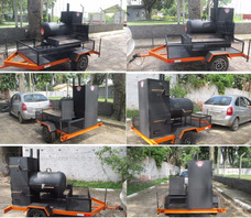 Churrasqueiras, Pitsmokers , Smokers, Parrillas, Espetos Bbq