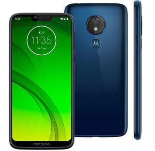 Motorola Moto G7 Power 32gb Vitrine Com Nf E Garantia