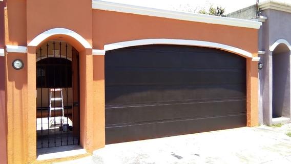 Casas En Residencial Paso Real