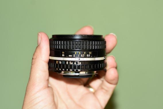 Lente Nikon 28mm F/2.8 S