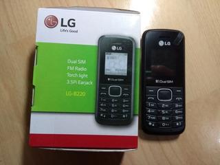 Celular Lg-b220 Novo Original