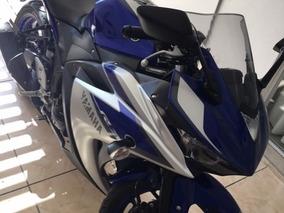 Yamaha R3 2015/2016 Azul