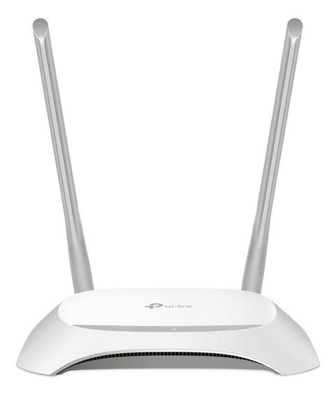 Roteador Wi-fi Tp-link Tl-wr849n Lançamento C/ Nfe