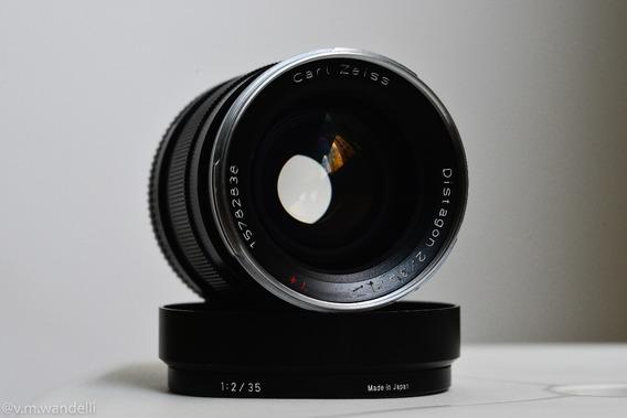 Zeiss 35mm F2 Zf.2 (nikon)
