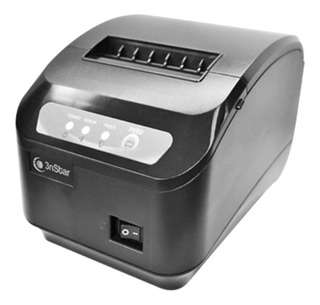 Impresora Tickets 3nstar Rpt005 Miniprinter Usb Serial Negro