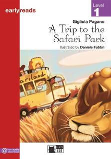 A Trip To The Safari Park - Vicens Vives Black Cat