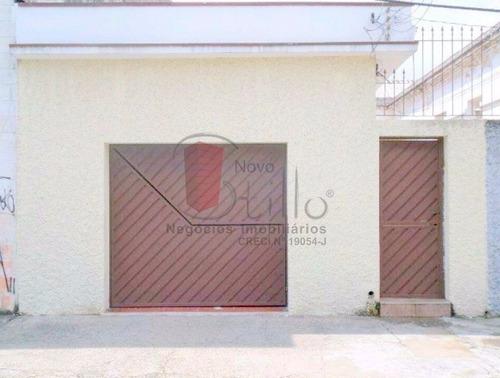 Imagem 1 de 15 de Casa - Belenzinho - Ref: 4307 - V-4307