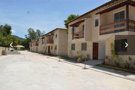 Casa Em Chácaras De Inoã (inoã), Maricá/rj De 70m² 2 Quartos À Venda Por R$ 175.000,00 - Ca212611