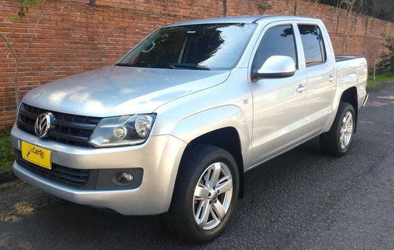 Volkswagen Amarok 2.0 Cd 4x4 S Diesel Manual 2016