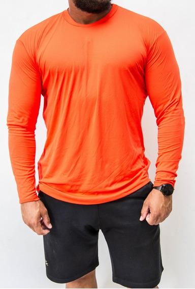 Kit Com 3 Blusas / Camisetas De Proteção Solar Uv Baratas..