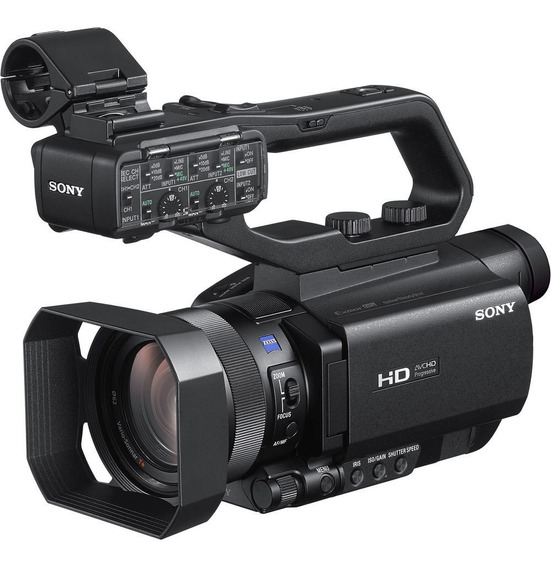 Filmadora Sony Hxr-mc88 Full Hd Zoom 48x Avchd / Hxrmc88