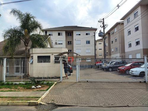 Apartamento Com 2 Dormitórios À Venda, 50 M² Por R$ 159.000,00 - Barnabé - Gravataí/rs - Ap0759
