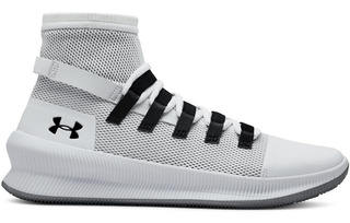 Tenis De Hombre Para Basketball Under Armour/ua M