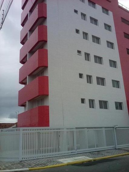 Apartamento 1 Dormitório Para Venda Em Praia Grande, Jardim Imperador, 1 Dormitório, 1 Banheiro, 1 Vaga - 407