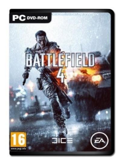 Battlefield 4 Pc Origin - Bf4 Pc - Jogo Battlefiled 4 Pc