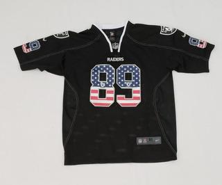 Jersey Raiders Nike Cooper 89 Edicion Especial Grande.