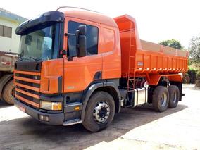 Caminhão Caçamba Scania P 340