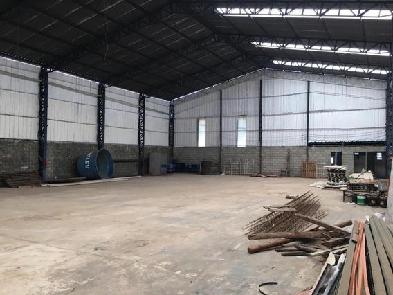Galpão Em Parque Industrial, Mogi Guaçu/sp De 750m² Para Locação R$ 5.000,00/mes - Ga425853