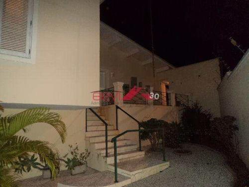 Casa Com 3 Dorms, Cidade Jardim, Piracicaba, Cod: 563 - A563