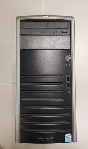Imagen 1 de 3 de Server Proliant Hp Ml110 P4 Ht + Disco Ssd 120 Gb Kingston