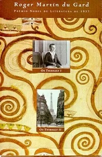 Box Os Thibault - 5 Volumes Roger Martin Du Ga