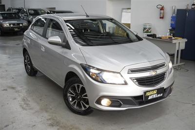 Chevrolet Onix Ltz 1.4 2016 Prata