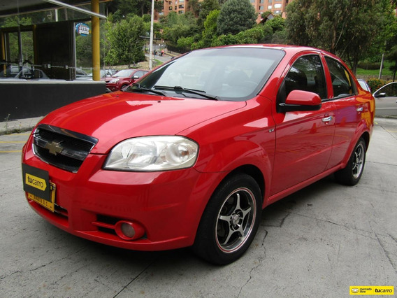 Chevrolet Aveo Emotion Mt 1600
