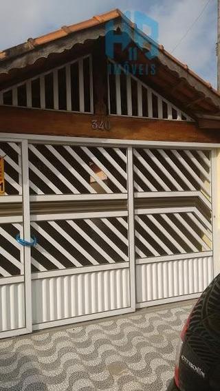 Casa De 3 Dormitorios Com 1 Suite Na Aviação Em Praia Grande - Sp - Ca0069