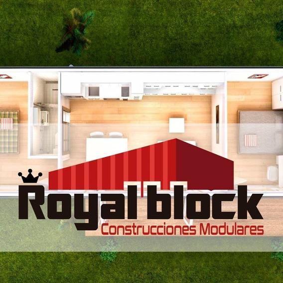Casa Contenedor Royal Jonico I