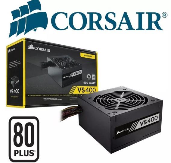 Fonte 400w 80 Plus Corsair