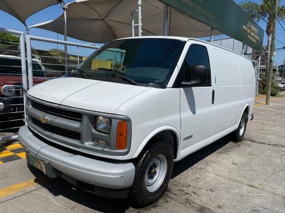 Chevrolet Express Van Ls 1500 2002