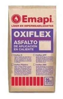 Brea En Pan Emapi Oxiflex X 20 Kg