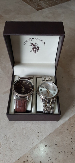 Relojes Polo , Clasicos Para Hombres, Excelentes