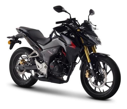 Imagen 1 de 3 de Moto Honda Cb 190 R 0km - Negra