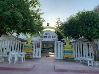 Hotel Ibatama Del Mar .hotel De Playa En Santiago De Tolu.