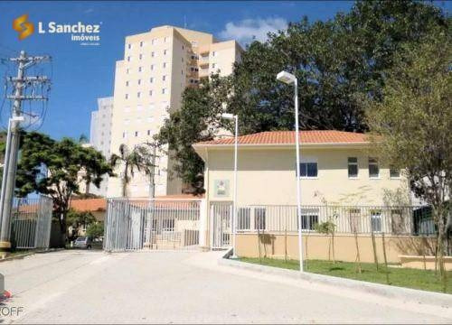 Imagem 1 de 10 de Apartamento À Venda, 50 M² Por R$ 230.000,00 - Mogi Moderno - Mogi Das Cruzes/sp - Ap0111
